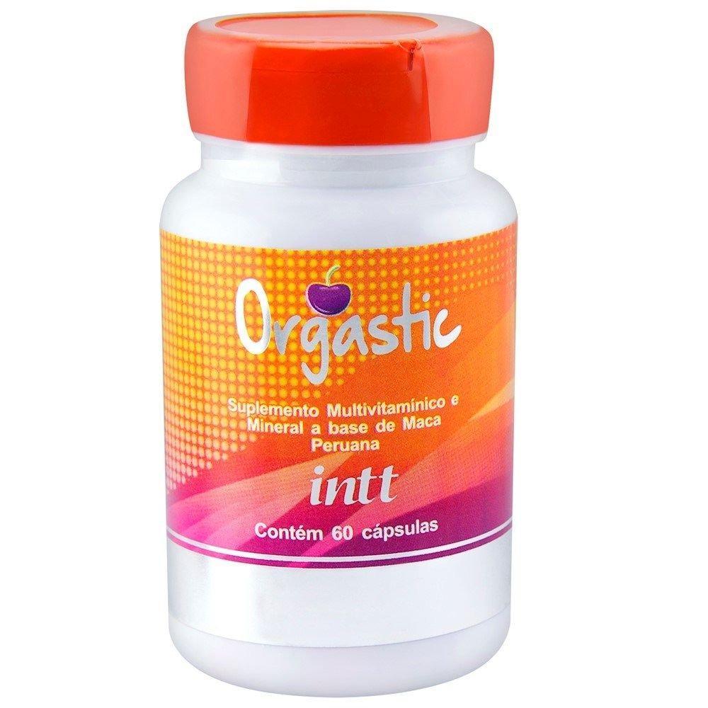 Orgastic suplemento sensual unisex 60 capsulas INTT