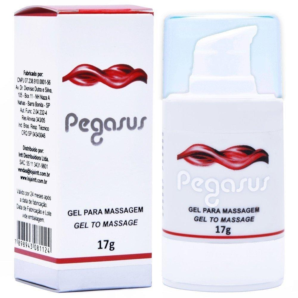 Excitante vasodilatador masculino PEGASUS – 17ml