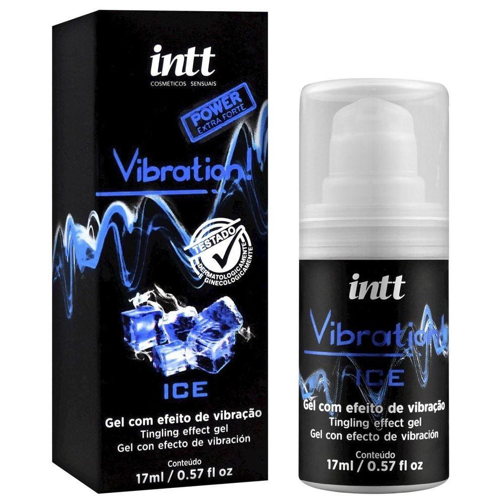Vibrador em liquido Vibration Ice Power