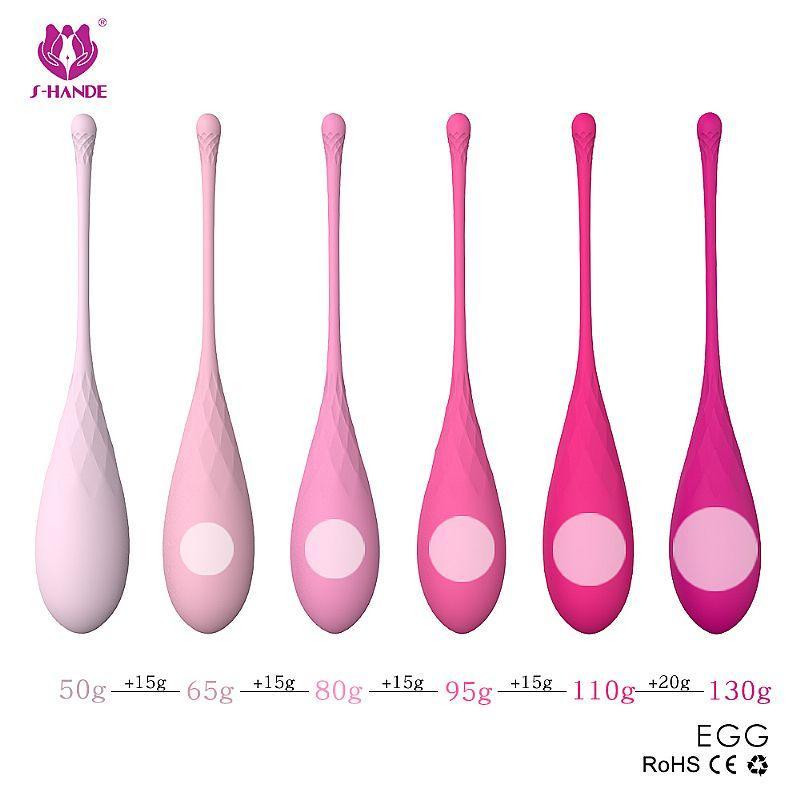 Bolas de Pompoarismo- Eggs - S-Hande